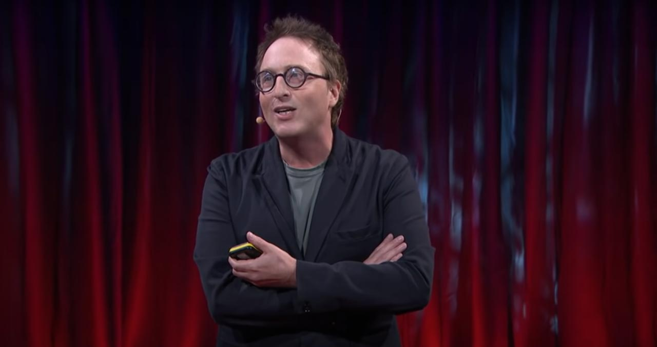 Jon Ronson talks about how we interact online