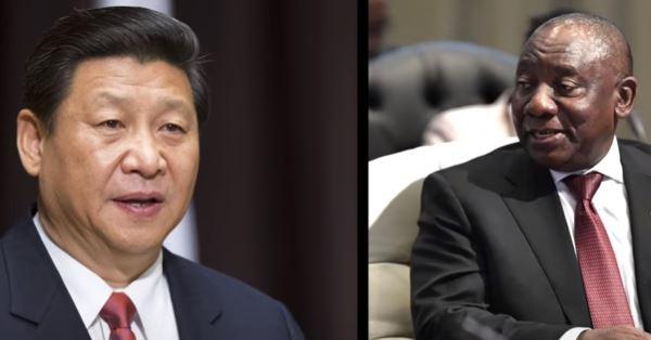 Africa China's