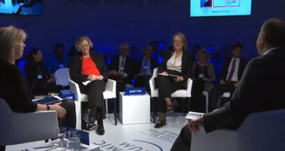 Davos 2016 - What if: You are still alive in 2100?
