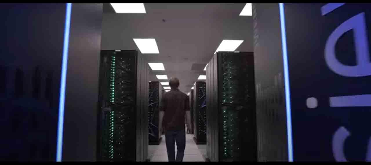 US supercomputer