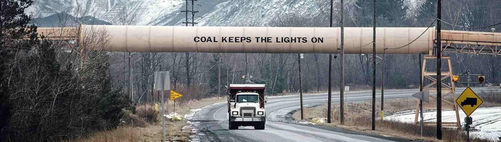Coal keeps