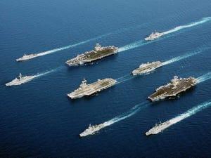Naval dominance