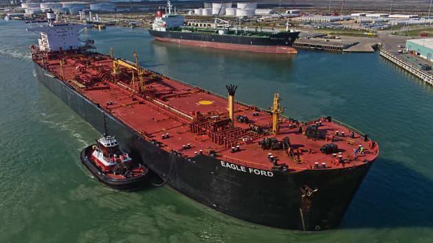 US net energy export
