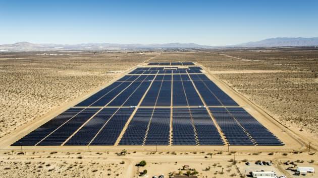 US solar install