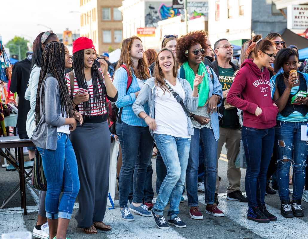 US minority white