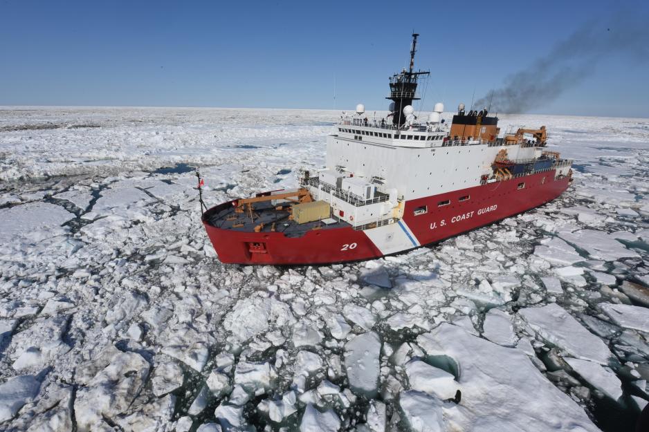 US arctic presence