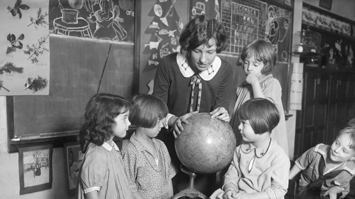 Teaching population