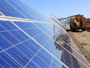 Solar energy capacit