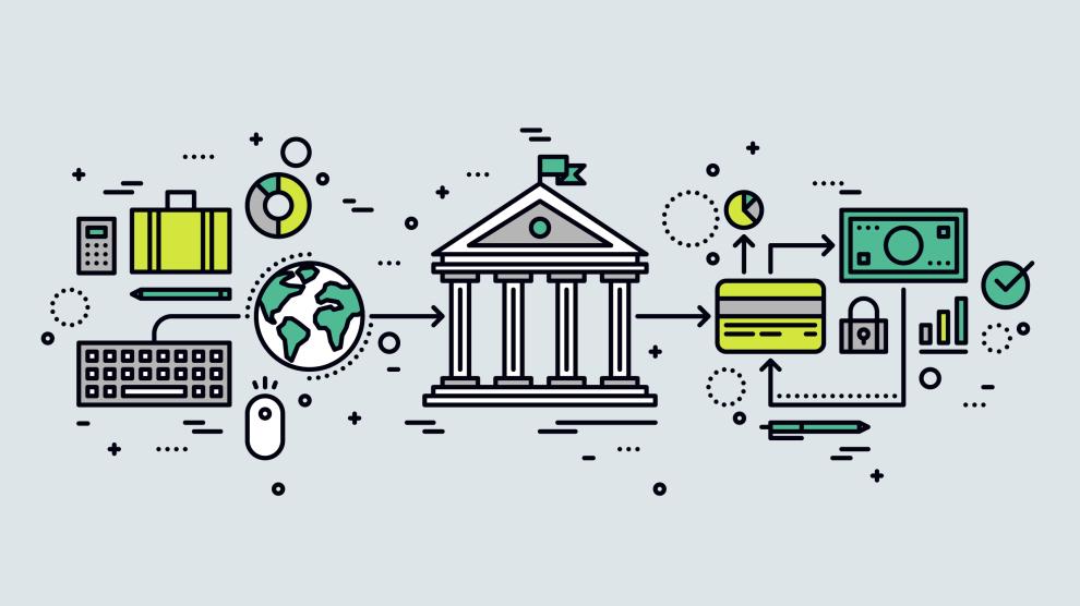 Retail banking work