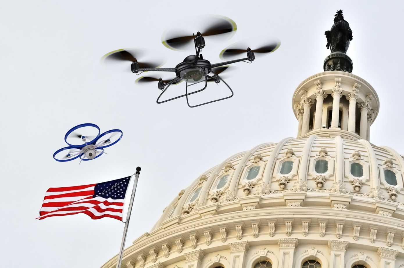 US drone market