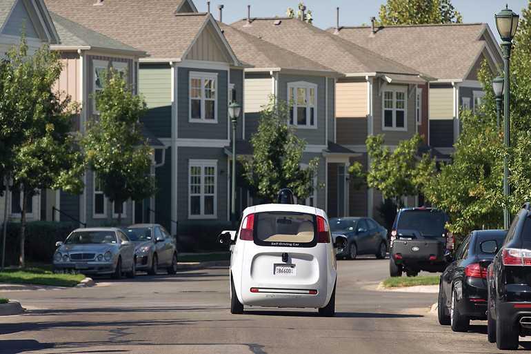 Vehicle cities