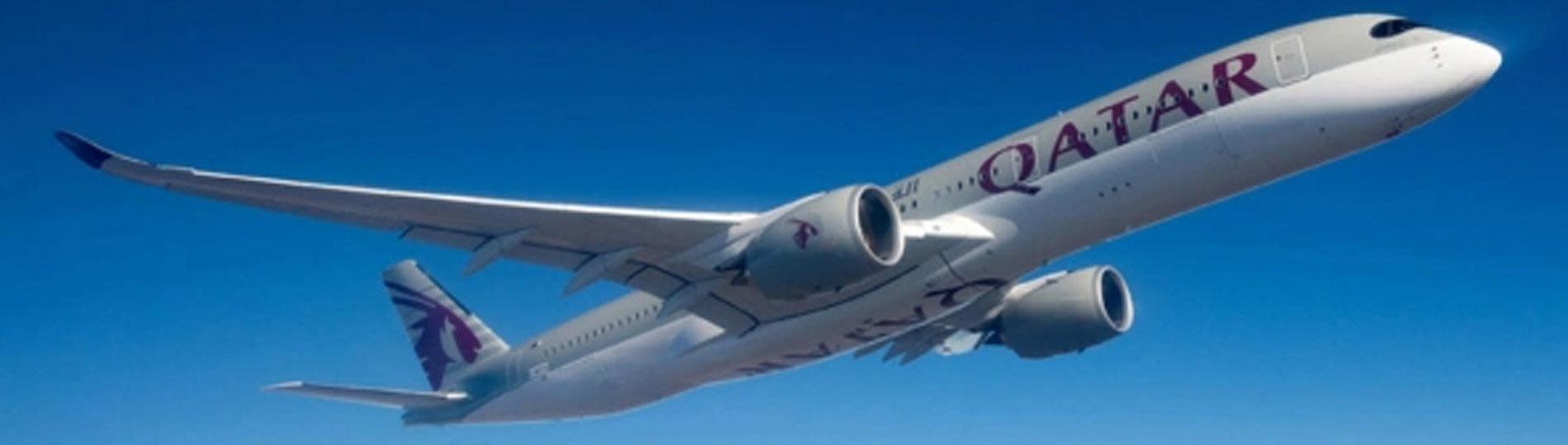 Airbus and Qatar airways debut a carbon fiber plane that curbs jet lag