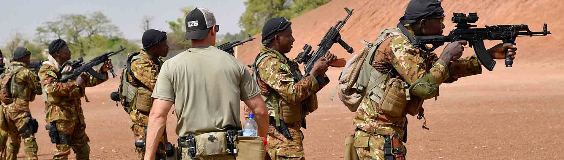 Amid a U.S. drawdown, France strives to hold its line in the Sahel