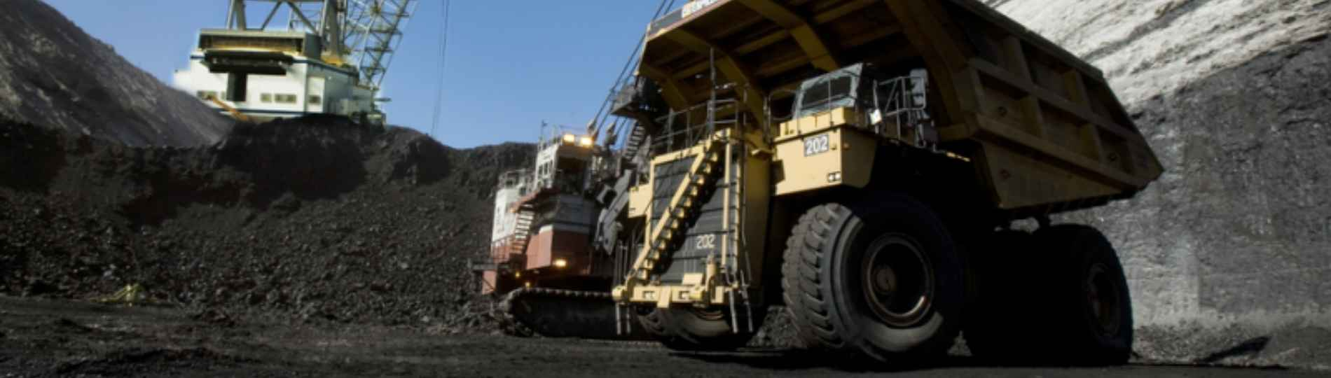 Coal desert