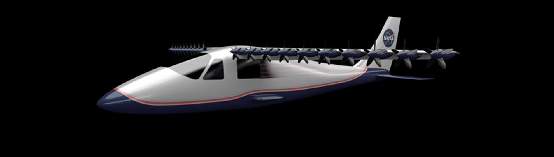 Distributed electric propulsion may usher in a new era of flight