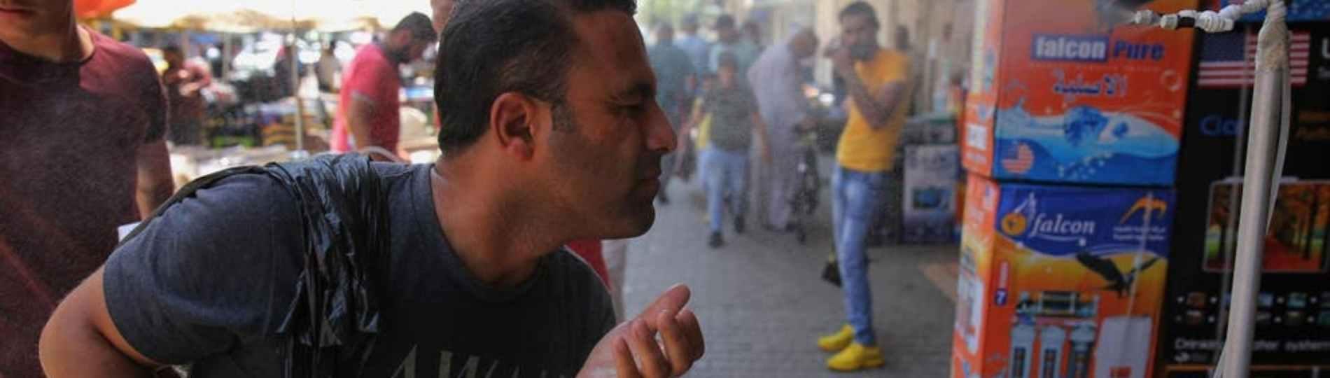Iraq heat